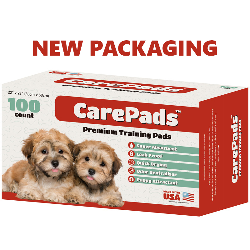 CarePads Housebreaking Pads 100 ct. I018003