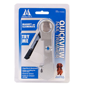 Millers Forge Quickview Nail Trimmer for Dogs Small/Medium
