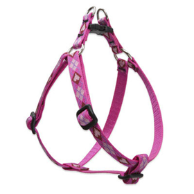 Lupine® Puppy Love Pattern Step-In Harness' 1005010b
