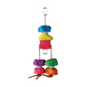 Prevue Pets® Cosmic Crunch Pisces Bird Toy 17765