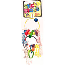 Stick Stax Rings 'N' Things Bird Toy 17769