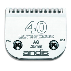 #40 Blade Andis UltraEdge 2859 Cutting Blades