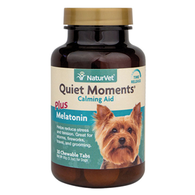 NaturVet ® Quiet Moments Calming Aid for Dogs 4332B