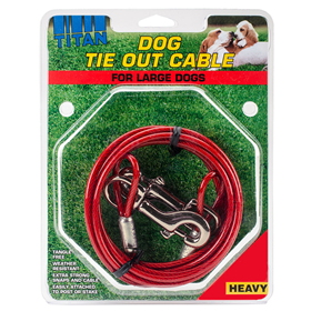 Heavy Cable Tie Out 49961e