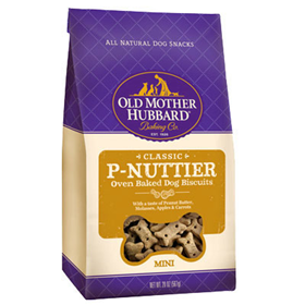 Old Mother Hubbard® Extra Tasty Biscuits for Dogs P-Nuttier 20 oz.  61635b