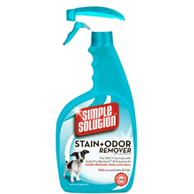 Simple Solution Stain and Odor Remover 2610B