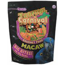 FM Browns Tropical Carnival Macaw Big Bites 14 lbs. 8710