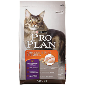 Purina Pro Plan ®  Total Care Adult Cat Chicken & Rice Formula Cat Food 92062B