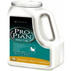 Purina Pro Plan ® Chicken & Rice Formula for Kittens 92072B