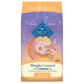 Blue Buffalo BLUE™ Weight Control for Adult Cats 7 lbs. 7820674