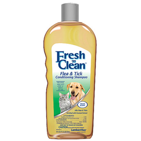 Fresh n Clean Flea and Tick Shampoo