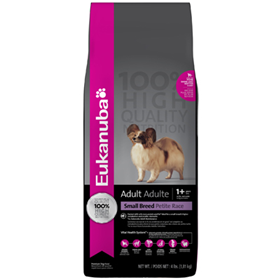 Eukanuba® Small Breed Adult Dog Food 80416b