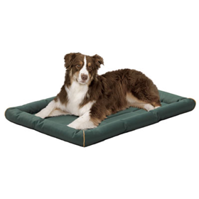MidWest® Quiet Time™ MAXX Ultra-Rugged Pet Beds Green I001407b
