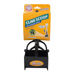 Arm & Hammer® Claw Scoop with Extending Handle I001615