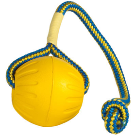 Starmark™ Swing n' Fling DuraFoam Fetch Ball I002242b
