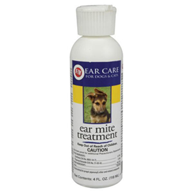 R-7M® Ear Mite Treatment for Dogs & Cats, 4 oz. I003194