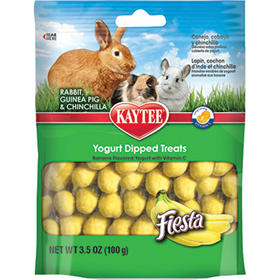 KAYTEE® Fiesta® Yogurt Dipped Treats Banana Z07185994212