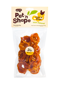 Pet N Shape Chikn Rings 36109b