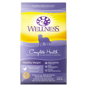 Wellness Weight Management Adult Dog Food 5477B