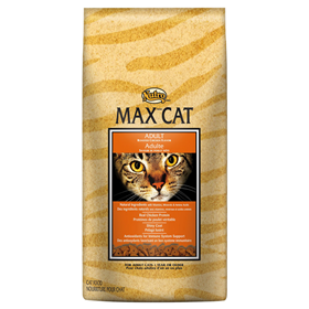 Nutro Max Adult Roasted Chicken Dry Cat Food 3lb Bag 92631