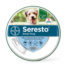 Seresto™ Flea & Tick Collar for Dogs I002804b