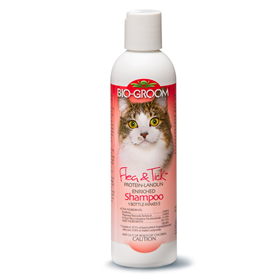 Bio-Groom® Flea & Tick Shampoo, 8 oz. I003171