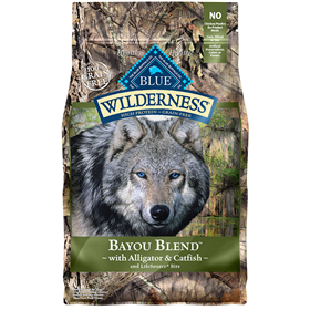 Blue Buffalo BLUE Wilderness Bayou Blend Dog Food I011488b