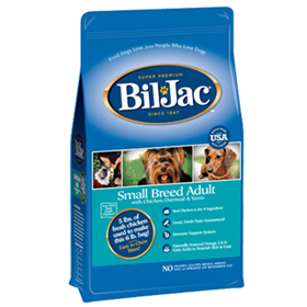 Bil-Jac Small Breed Adult Dry Dog Food 6 lbs. I011590
