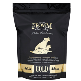 Fromm Family Adult Gold Dog Food  I011936b