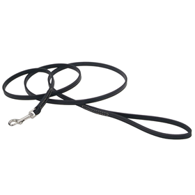 Coastal® Circle T® Oak Tanned Leather Dog Leash I012298b