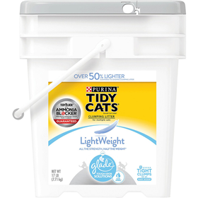 Tidy Cat Glade Light Weight Cat Litter I013841b