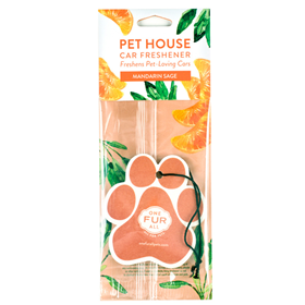 Pet House Car Freshener Mandarin Sage I014239