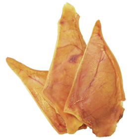Smokehouse Natural Pig Ear 100 ct I014281