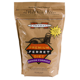 Marshall Premium Ferret Diet Senior Formula 50274