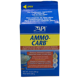 Aquarium Pharmaceuticals® Ammo-Carb® Activated Carbon 10 oz. Z01716300880