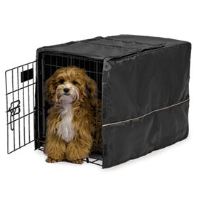 Midwest® Quiet Time™ Crate Covers 19010b