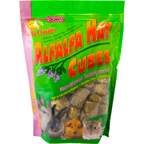 Alfalfa Treat Cubes 16oz.