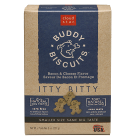 Cloud Star® Itty Bitty Buddy Biscuits™ Bacon & Cheese 8 oz. 769321
