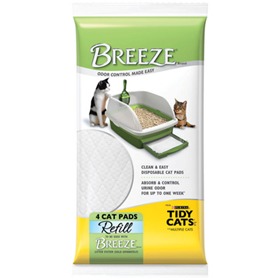 Tidy cat Breeze Replacement Pads 99590