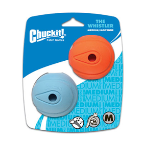 Chuckit!® The Whistler Small 2 pack I000388