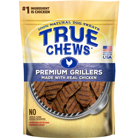 True Chews® Premium Grillers Dog Treats made with Real Chicken I008041b
