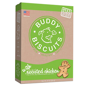 Cloud Star® Buddy Biscuits™ Roasted Chicken 16 oz. 769312