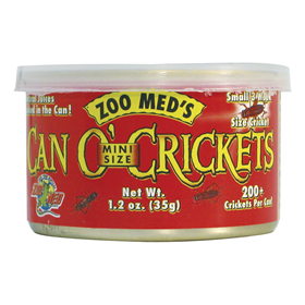 Can O Mini Crickets 1.2 oz.