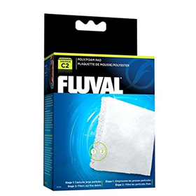 Fluval Foam Pad for C2 Power Filters 2 pack I007049