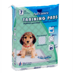 Advance Wet-Check Housebreaking Pads