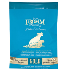 Fromm Family Gold Large Breed Puppy Food Care A Lot Pet