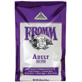 Fromm Family Classics Adult Dog Food 33 lbs. I011966