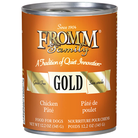 Fromm® Family Gold Chicken Pâté Can Food for Dogs I012033