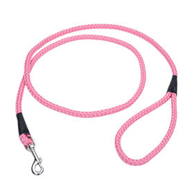 Coastal Rope Leash Bright Pink 6' I012204