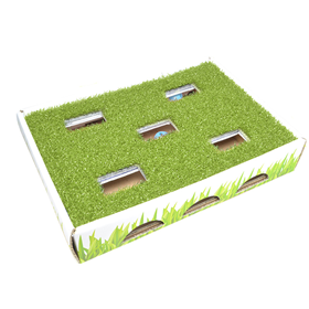 Petstages Grass Patch Hunting Box  I012543